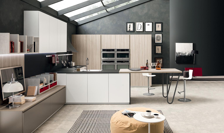 Febal casa genova arredamento cucine soggiorni divani camere da letto - Cucine in muratura genova ...